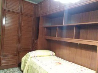 Dormitorio juvenil caoba rojizo