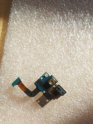 sensor de luz y proximidad Samsung galaxy s8