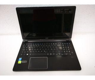 Portatil Acer 12 Ram 2,4gh I7 1t 2 Gb De Grafica