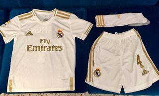 Real Madrid equitación infantil