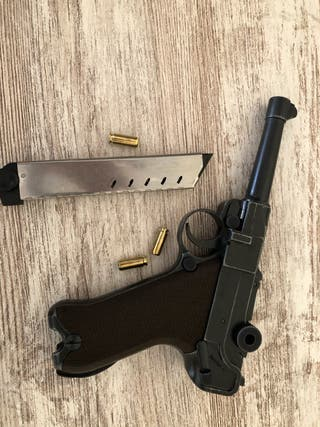 Luger P08 WWII