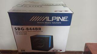 ALPINE SBG-844BR
