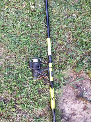 Caña de pescar Caperlan 3'5 m