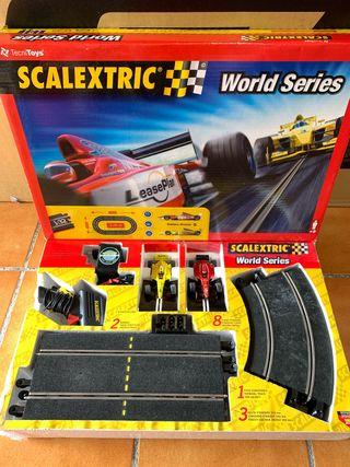 Circuito Scalextric World Series