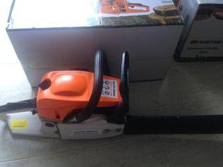 Nueva Motosierra gasolina 52cc