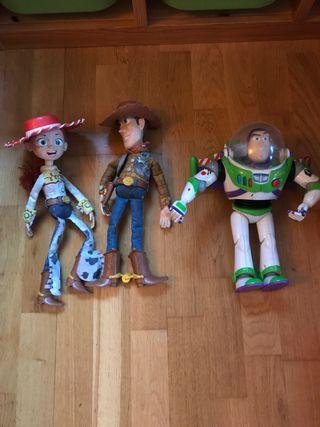 Lote Toy Story: Budy, Jessy, Buzz, Cerdito ..