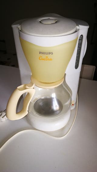 cafetera Philips cucina