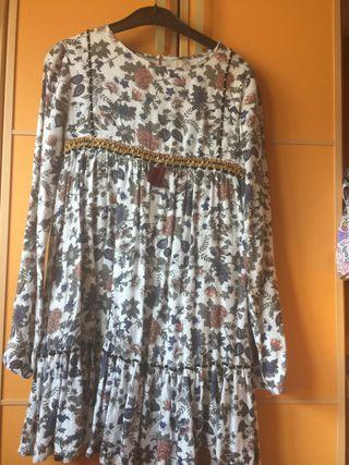 Vestido talla 9-10 A