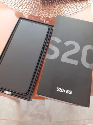 Samsung Galaxy S20 Plus 5G 128Gb libre nuevo