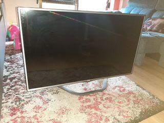 Televisor LG 47pulgadas. Smart tv