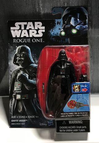 "Figura Hasbro de Star Wars ""Darth Vader"""