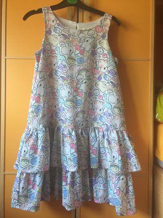 Vestido niña talla 8-9 años