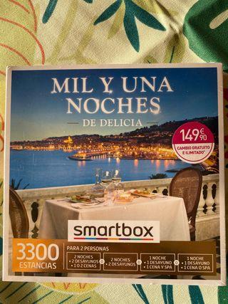 Smart Box Mil y una noche de delicia