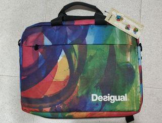 maletin/bolso/mochila Desigual portatil NUEVO