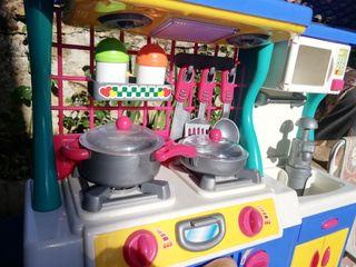 Cocina de juguete