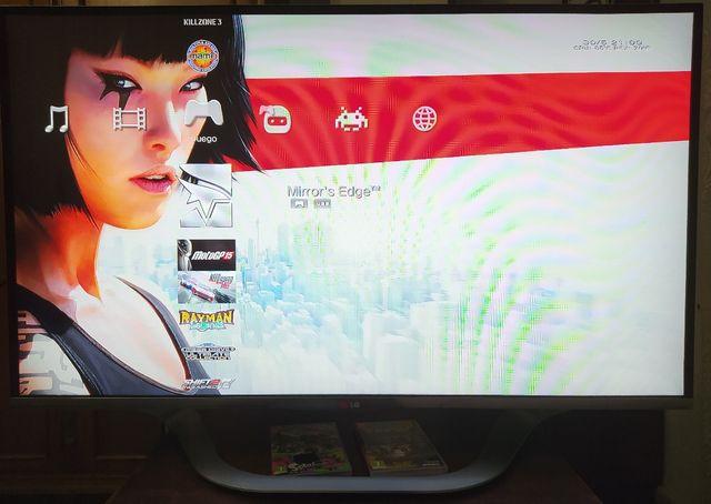 PS3 con muchos juegos, 2 mandos, HD incluido