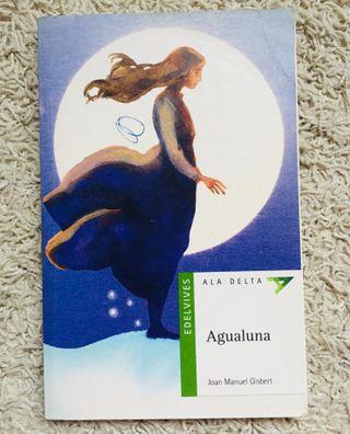Agualuna, novela infantil