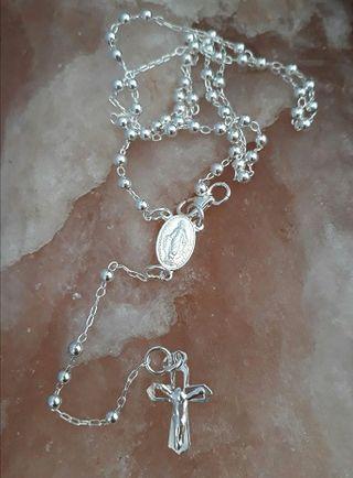rosario plata de ley