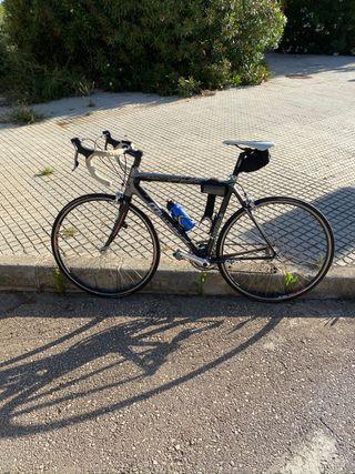 Bicicleta carretera merida scultura flx
