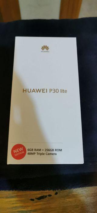 Huawei P30 lite 256Gb precintado libre