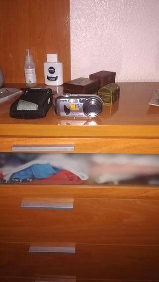 máquina de fotos marca Sony digital
