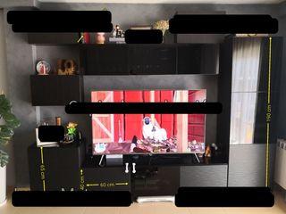 mueble tv y bufet
