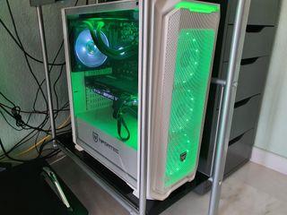 Torre gaming tope gama 9700k 1080ti