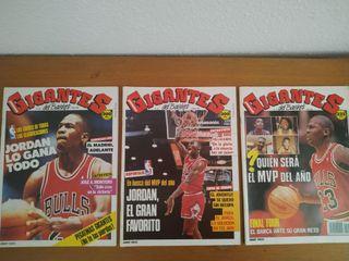 Revistas Gigantes años 80 Jordan