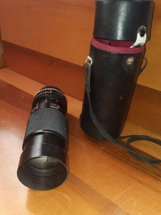Objetivo tamron 80-210mm
