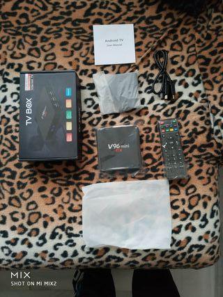 2 Smart box tv de 2gb/16gb nuevos sin usar.
