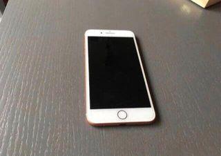 Iphone 8 plus gold/oro