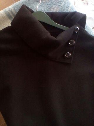 Abrigo y media capa