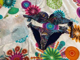 Bikini tropical Oysho
