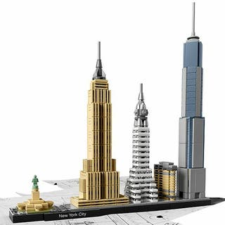 Lego Architecture - New York 21028