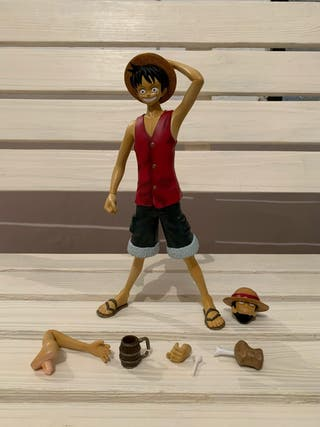 Figura de luffy one piece