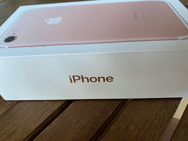 iPhone 7 32 GB Oro Rosa