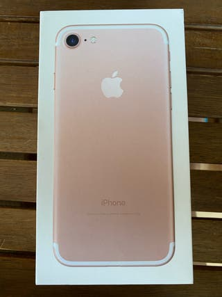 iPhone 7 32 GB Oro Rosa