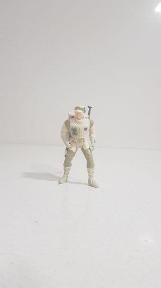 Soldado rebelde base Hoth - Star Wars - Hasbro 199