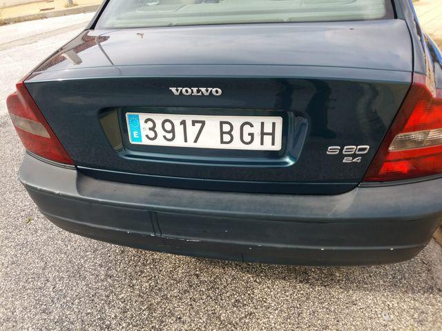 Volvo S80 2001