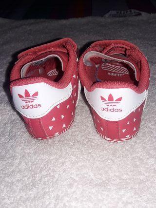 zapatillas adidas talla 20