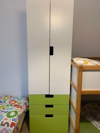 Armario y cómoda (Ikea)