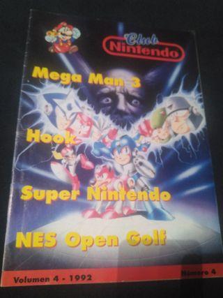 revista club Nintendo