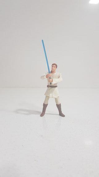 Obi-Wan-Kenobi Jedi Duel - Star Wars - Hasbro 1998