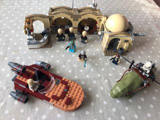 Lego Cantina de Mos Eisley 75052