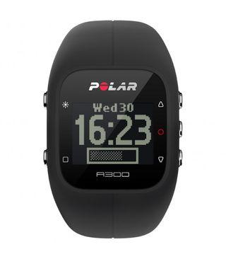 Reloj Pulsómetro Polar A300 de color negro