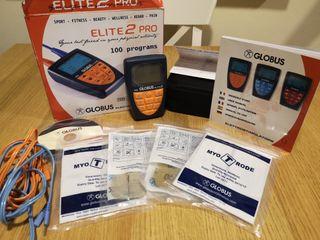Electroestimulador Elite 2 Pro Globus