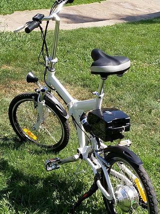 bici electrica ,nueva