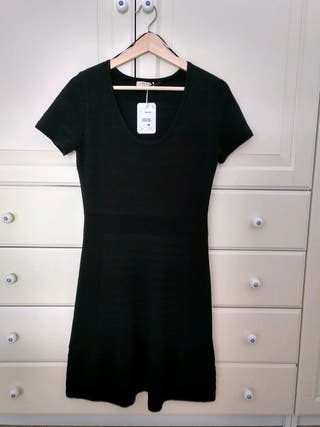 Vestido corto negro - Amichi