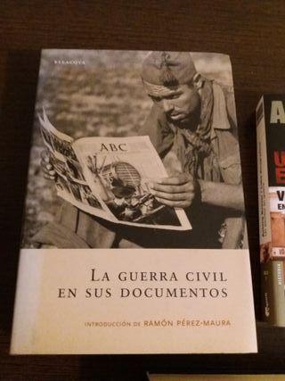 6 Libros de novela histórica