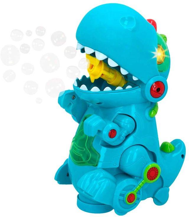 ColorBaby - Pompero eléctrico dinosaurio